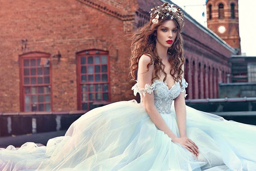 Our favourite international bridal fashion brands| part II